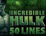 Hulk 50 Lines spela gratis