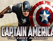 captain america spela gratis