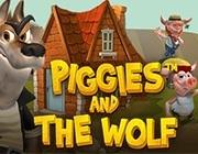 piggies and the wolf spela gratis