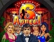 6 Appeal spelautomaten spela gratis