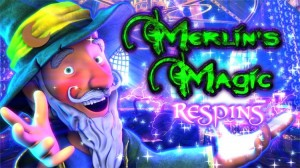 Merlins Magic Respins slot Nyheter