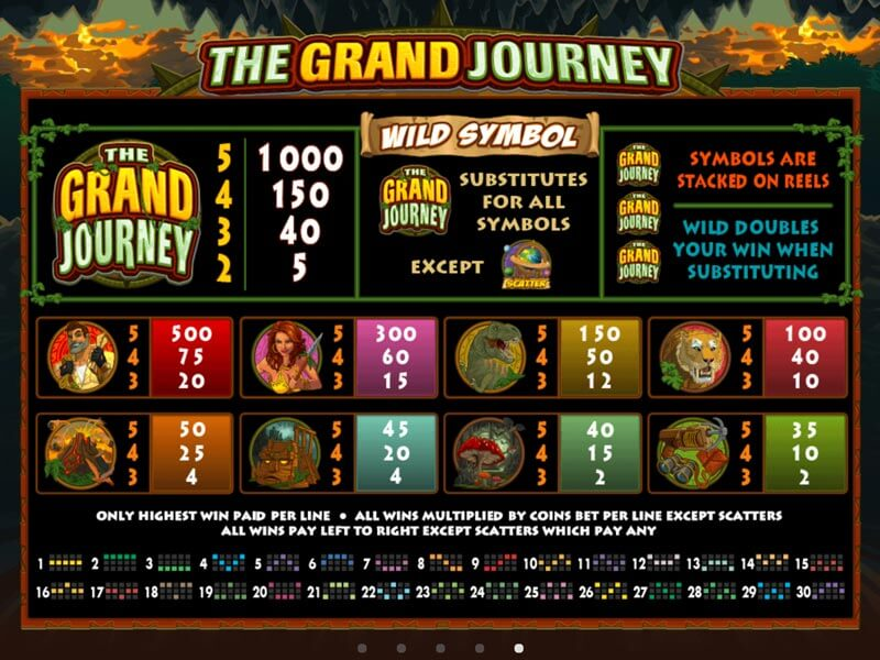 cash casino journey