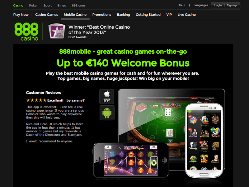 casino 888 gratis download