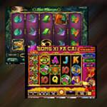 De nya slotsspelen Gong Xi Fa Cai och Jade Magician
