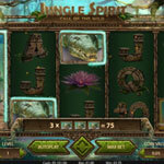 NetEnt slotsspel Jungle Spirit