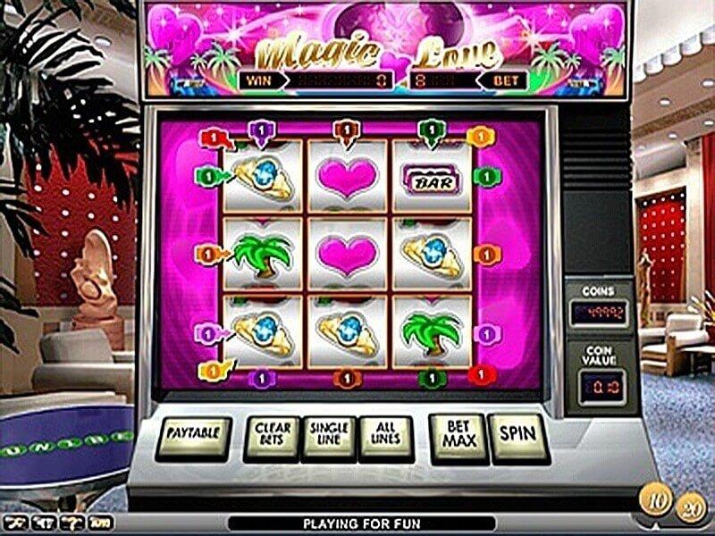 Kärlek Slots - Spela Gratis Slots Online i Kärlek Tema