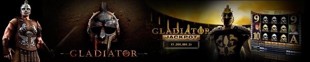 Spela Gladiator Jackpot Spelautomat på nätet på Casino.com Sverige