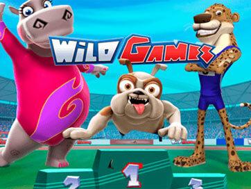 Spela Wild Games Spelautomat på nätet på Casino.com Sverige