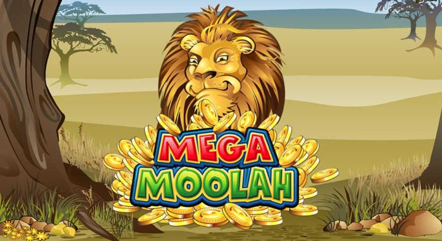 Spela Mega Moolah Jackpot