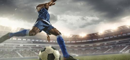 spelautomater med fotboll