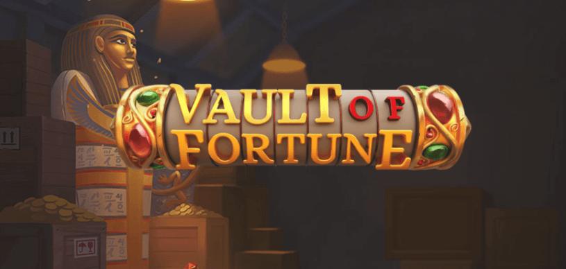 ny yggdrasil slot Vault of Fortune