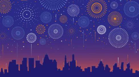 Twin Casio lanserat igen - fireworks