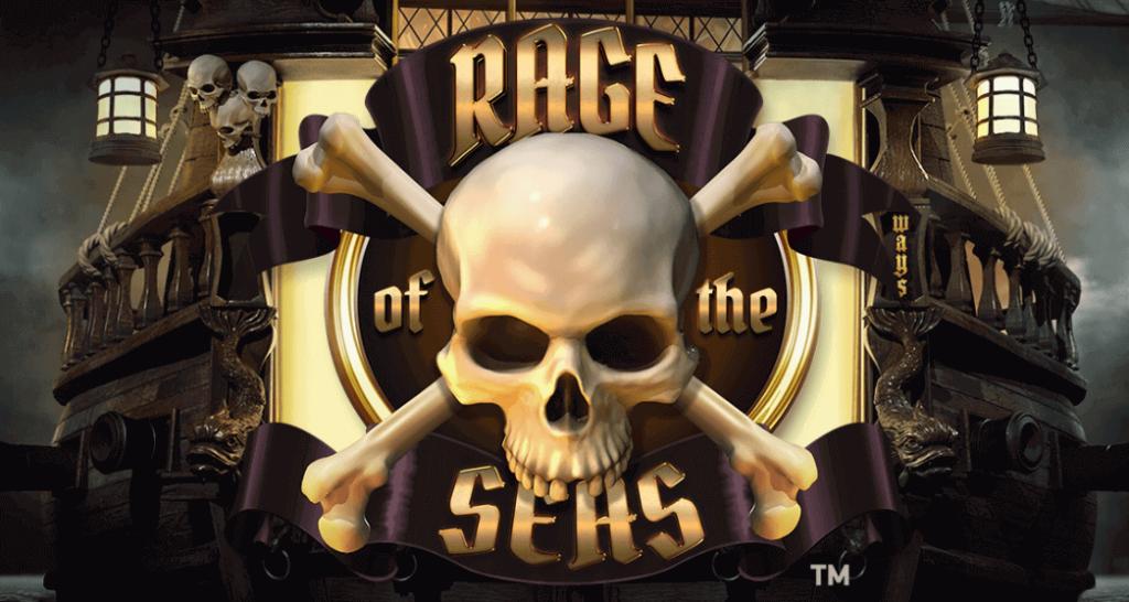 Spela Rage of the Seas slot hos Leovegas