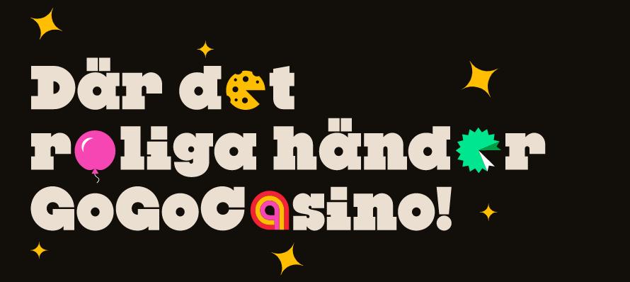GoGoCasino - Swipe and play