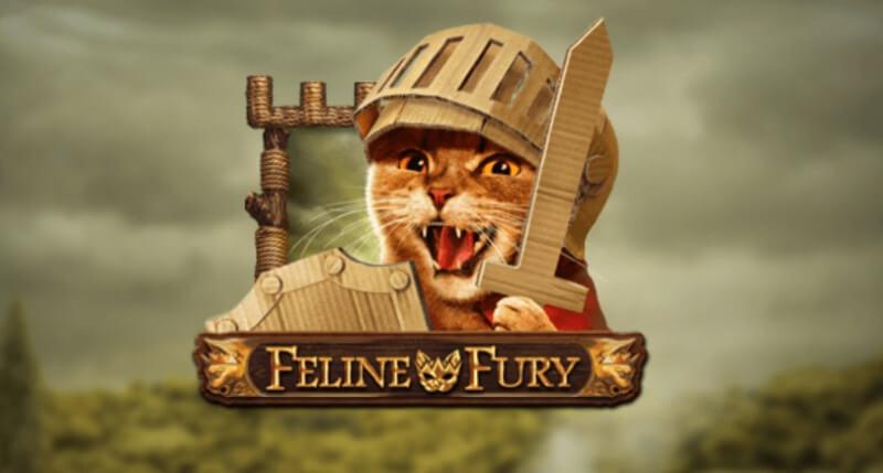 Snabbare - spela Feline Fury Slot