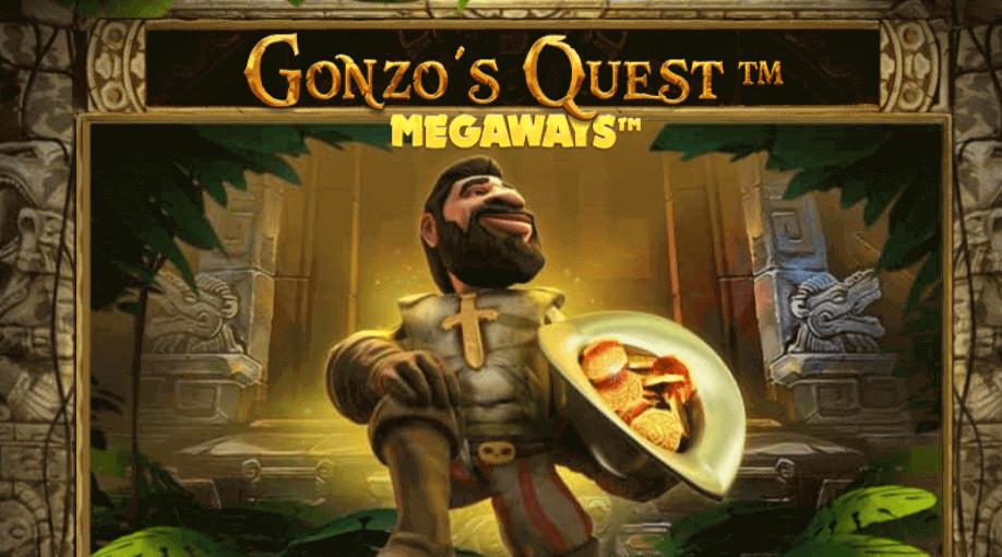 Spela Gonzos Quest Megaways slot
