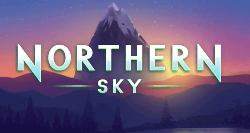 Norther Sky slot free spins
