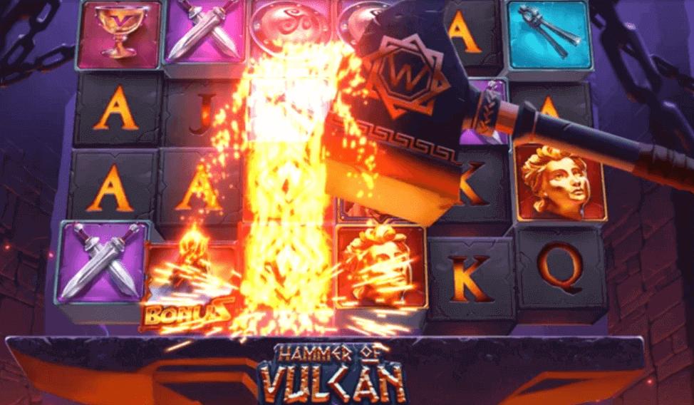 Hammer of Vulcan ny slot Quickspin