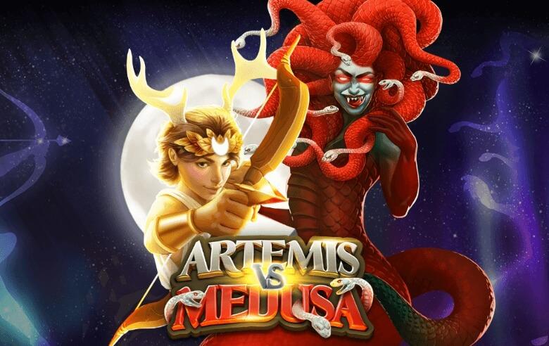 Artemis vs Medusa Quickspin slot