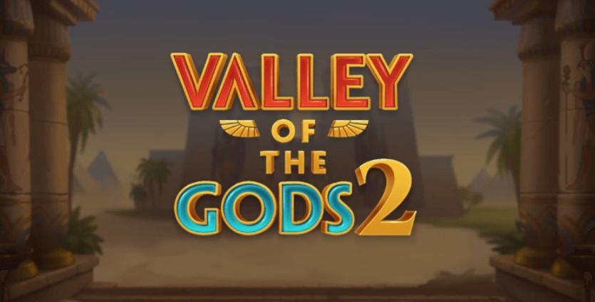 Spela Valley of the Gods2 hos LuckyCasino - text