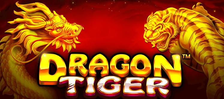 Spela nya Dragon Tiger slot - Videoslots