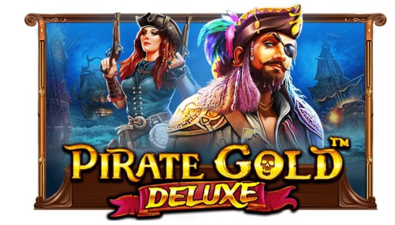 Spela Pirate Gold Deluxe slot