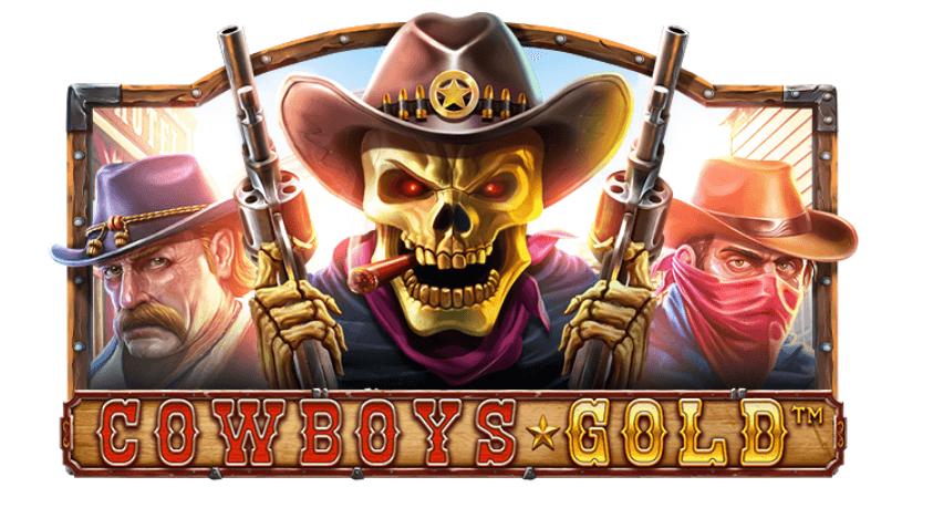 Cowboys Gold slot - nu hos Leo Vegas