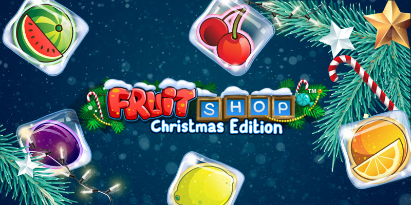 Spela Fruit Shop Christmas Edition - SpeedySpel