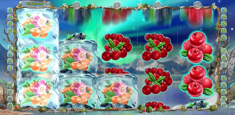 Winter Berries Slot omsnurr